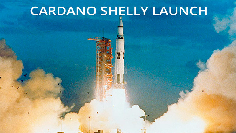 Decentralized Launch Of Shelly On Cardano Blockchain